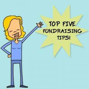 5 Fundraising Tips