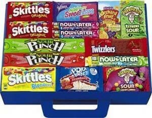 Candy Fundraiser Sales