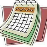 Cash Calendar Raffle Fundraiser