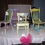 Chair-ity Fundraiser
