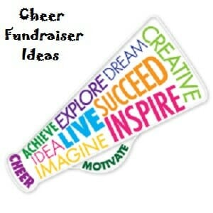 Cheer Fundraiser Ideas