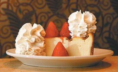Cheesecake Calendar Fundraiser