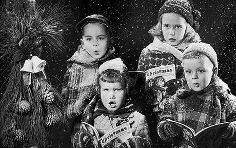 Christmas Carol Fundraiser