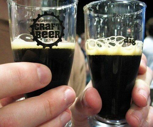 Craft beer fundraiser