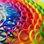 Custom Silicone Fundraising Bracelets