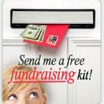 Send me a free fundraising kit