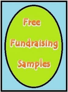 Free Fundraising Samples