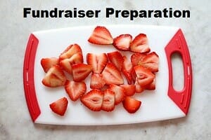Fundraiser Preparation