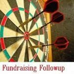 Fundraising Followup