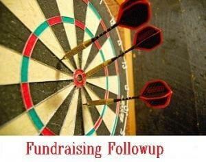 Fundraising Followup