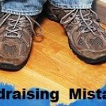School Fundraising Mistakes