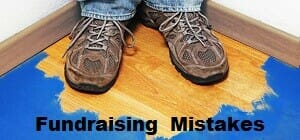 Fundraising Mistakes
