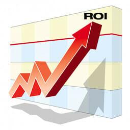 Fundraising ROI