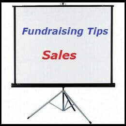 Fundraising Tips Sales