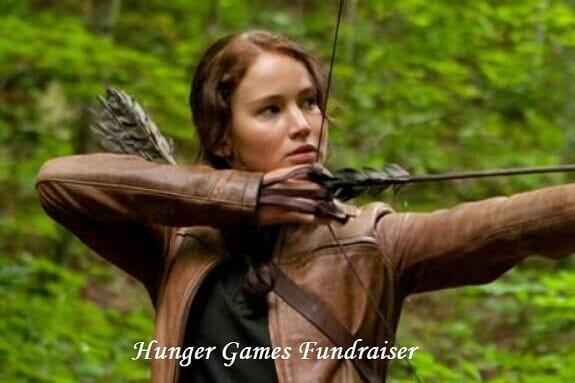 Hunger Games Fundraiser