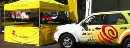 Jamba Juice at your fundraising event