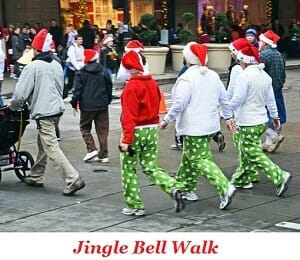 Jingle Bell Walk