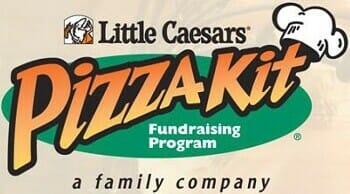 Little Caesars pizza kit fundraiser