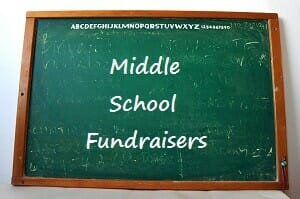 Middle School Fundraisers