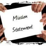 Non-profit Mission Statement For Fundraiser