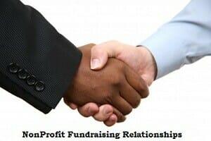 NonProfit Fundraising Relationships