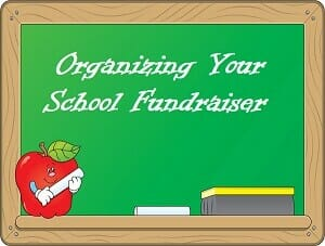 Organize School Fundraiser