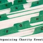 Organizing Charity Events