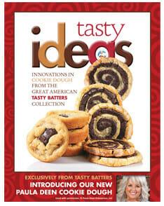 Paula Deen Fundraiser Cookies