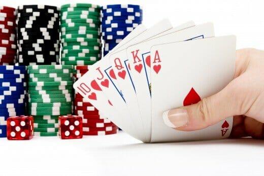 Poker tournament fundraiser