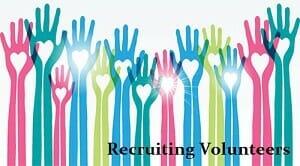 Recruiting volunteers fundraiser preparation recruiting volunteers altavistaventures Choice Image