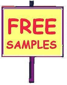Requesting Free Samples