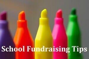 School Fundraising Tips