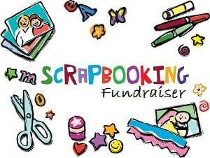 Scrapbooking Fundraiser