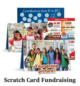 Scratch Card Fundraising