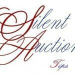 Silent Auction Tips
