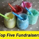 Top Five Fundraisers