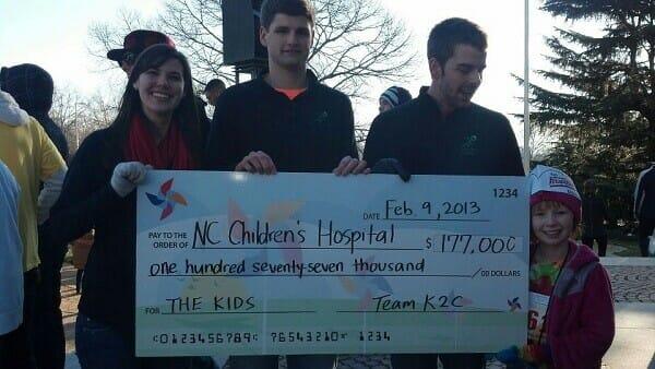 Krispy Kreme Challenge 2013 raises $177,000