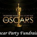 Oscar party fundraiser ideas