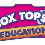 School Box Tops Fundraiser