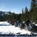 Snowmobile Fundraiser Rally Goes After World Record