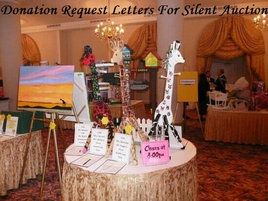 Donation request letters for silent auction sample donation request letter for silent auction items spiritdancerdesigns Choice Image