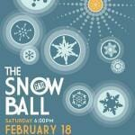 Fun Raising Friday: Snow Ball