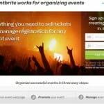 Fundraising Online: EventBrite.com