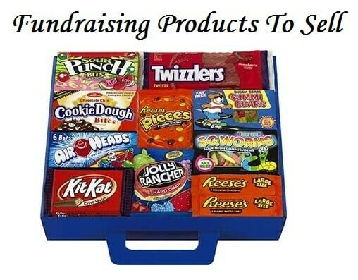 Fundraising products to sell