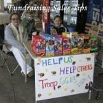 Fundraising sales tips
