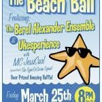 Fundraising theme ideas: Beach party