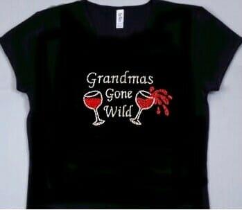 Grandmas Gone Wild t-shirt