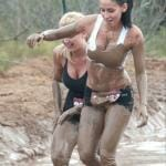 Mud run fundraiser