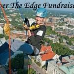 Over The Edge Fundraiser
