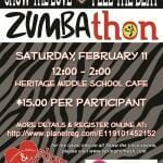 School Fundraiser Ideas: Zumbathon